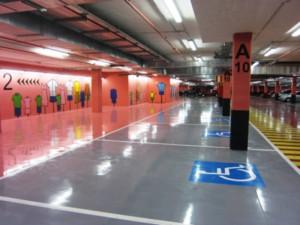 pavimentos continuo de resina